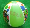 Soft Rubber Inflatable Ball,Inflatable Toy,Beach Ball