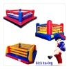 Ultimate Boxing Ring, inflatable boxing ring, wrestling ring