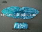 waterproof pe disposable shoes cover with elastic