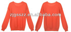 2012 women's long sleeve batwing sweater