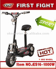 2012 hottest 36v batteries electric scooter(ES16--1000W)