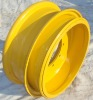 24 inch machinery rim for construction equipmemt
