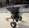 ATV salt and grit spreader