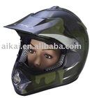 cross helmet DOT CE EEC