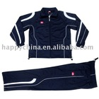 ladies' track suit/sports suit/sports suit