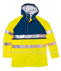 LR Hi-Vis Security Jacket