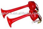 Dual tone electric horn(JGN-402-1)