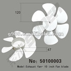 electric fan blade