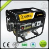 KIGER 2.5 KVA gasoline generator lpg