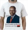 election cotton print t shirt