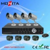 DIY H.264 4CH CCTV DVR Sytems With IR Cameras
