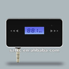 No 2388 collapsible 3.5mm jack fm transmitter 3g dongle cheap price