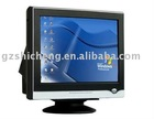 17 inch normal flat CRT monitor
