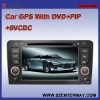 Car monitor built in GPS dvd for AUDI A3 (EW-SA701DG)