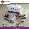 GSM/GPRS GPS Vehicle Tracking Device& Alarm System