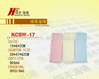 colorful kitchen cleaning mesh sponge