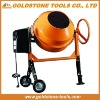 33gal 125L electric portable concrete machine mixer