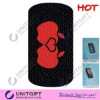 Silicone anti slip sticker non slip pad mobile grid