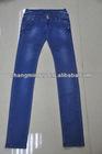 fashion design high quality leisure women jeans