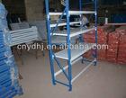 Suzhou Wholesale Warehouse Adjustable Steel Shelving Storage Rack Shelves System YD-L004