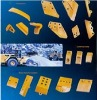 Side Cutter for Mining Machinery
