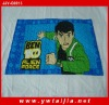 2011 Hot selling cartoon printed pillow case