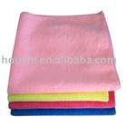 microfiber warp knitted cloth