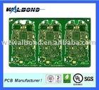 Multilayer dvr PCB board