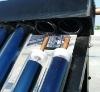 2012 hot selling vacuum tube pressurized solar collector(CE,CCC,SRCC,Keymark)