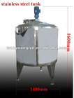 stainless steel heating tank with agitator