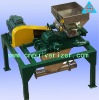 CF series hammer rubber pulverizer used food industrial