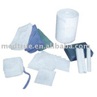 Absorbent Gauze Roll / Gauze Sponges / Gauze Bandages / Cotton Wool