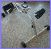 Chrome plated Pedal Exerciser