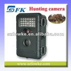Outdoor IR Night Vision GSM/MMS wild animal trail camera hunting camera