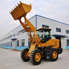High efficiency small wheel loader AKL-Y-916
