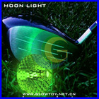 hot sale glow golf ball glow in the dark yiwu product
