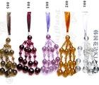 Acrylic beads curtain decorative lace (KL303)