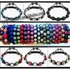 Shamballa Crystal Disco Ball Bracelet