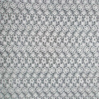 HOT! 100% cotton water soluble embroidery lace fabric