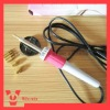 Protable hot fix rhinestud applicator