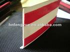 PVC Baseboard Roll ,PVC Flooring Accessory,Self -adhesive Baseboard Roll