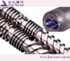 twin parallel screws barrels plastic machinery screws barrels
