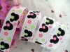 Minnie Mouse Pattern Grosgrain Ribbon