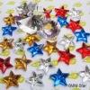 16mm Star shape Sew on acrylic beads