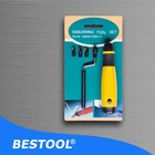 Deburring Tools Set - UX Handle and CA Blades