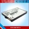 3.7V li-ion mobile phone battery for SAGEM MYX-1