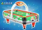 2012 new and attractive designed multi game table for adult and kids air hockey