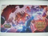 Promotional game mat
