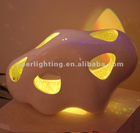 3W LED RGB table decoration lighting with remote control