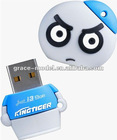 fancy&micro 1gb/2gb/4gb/8gb/16gb/32gb high speed USB 2.0 flash memory stick disk drive download